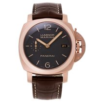 Panerai Luminor Marina 1950 3 Days Automatic Brown Dial 42 mm