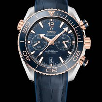 Omega Seamaster Planet  Ocean 600M Omega Co-Axial Master R
