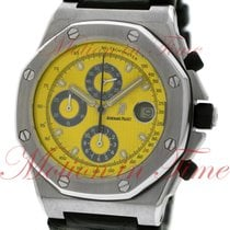 "Audemars Piguet Royal Oak Offshore ""Yellow Themes"",..."