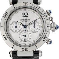 Cartier Pasha Diver Chronograph Automatic  W3103055