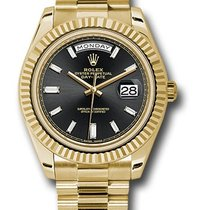 Rolex Unworn 228238 bkbdp Oyster Perpetual Day-Date 40 in...