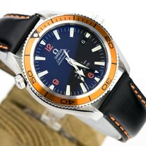 Omega SEAMASTER PLANETOCEAN 600M CO-AXIAL