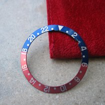 Rolex GMT-Master 1675 / 16750 Faded Fat Font bezel insert / inlay