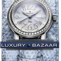Ζενίθ (Zenith) Baby Star Elite Diamonds Ladies Quartz Watch...