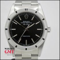 Rolex Air King Precision 14010 Airking Black dial