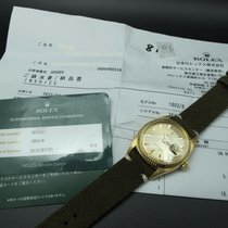 Rolex DAY-DATE 1803 18K Gold with Original Claw Dial and...