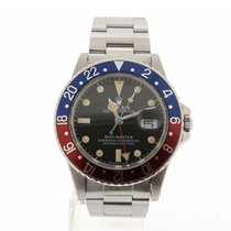 Rolex GMT Master Transitional Pepsi 16750
