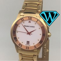 Maurice Lacroix Miros solid gold NEW