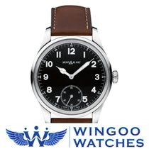 Montblanc 1858 Manual Small Second Ref. 112638