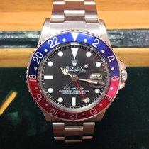 Rolex GMT-Master 1675 - Serviced By Rolex
