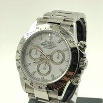 勞力士 (Rolex) Rolex Daytona Cosmograph-White-TopZustnad 116520