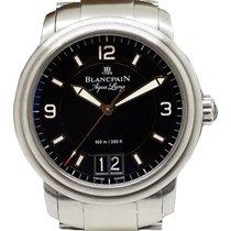 Blancpain 2850B-1130A-64B Aqualung Leman Big Date 40mm in...