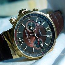 Ulysse Nardin Maxi Marine Chronograph - 356-66-3/355