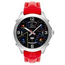 Jacob & Co. Men's Five Time Zone Watch