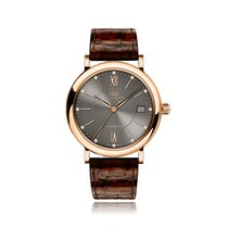 IWC Schaffhausen Portofino Midsize Rose Gold Anthracite...