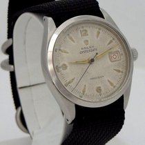Rolex Mens Vintage 1954 Rolex Oyster Date Precision Steel...