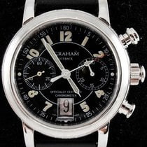 Graham FLYBACK Chronograph –Wristwatch–Modern