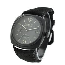 Panerai PAM00384 PAM 384 - Radiomir 8 Days Ceramica in Black...