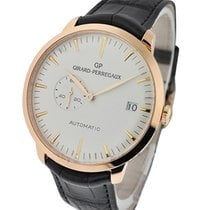 Girard Perregaux 49543-52-131-BB60 1966 Hours Minutes Seconds...