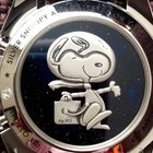 Omega Speedmaster Apollo 13 Silver Snoopy Award 45th A. New