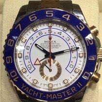 Rolex yachtmaster II gold/steel