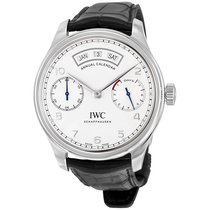 IWC Men's IW503501 Portugieser Annual Calendar Watch