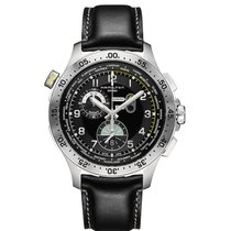 Hamilton Worldtimer Chrono Quartz Herrenuhr H76714735