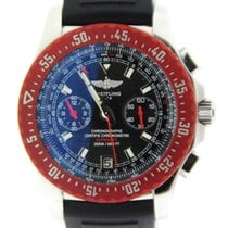 Breitling Skyracer Raven Chronograph Stainless Steel