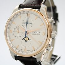 Union Glashütte Belisar Chronograph Mondphase Bicolor