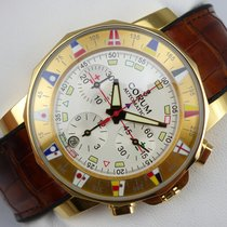 Corum Admirals Cup Regatta Chronograph - Gold 750