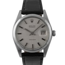 Rolex Oysterdate  Steel with Silver Linen Dial, 6694