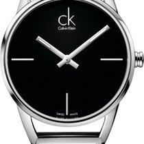 ck Calvin Klein Stately K3G23121 Damenarmbanduhr Design Highlight