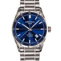 Certina DS 1 Heritage | Blau Silber