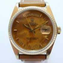 Rolex Day-date Wood Dial