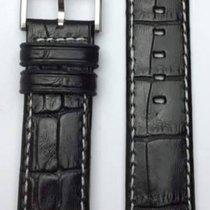 Χάμιλτον (Hamilton) Jazzmaster Lederband schwarz 21mm H600.776...