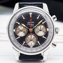 英纳格 (Enicar) 072/001 Vintage Sherpa Graph Mark II Black Dial...