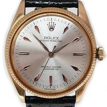 Rolex Rare 18k solid Gold Oyster Perpetual 1950s model 6567
