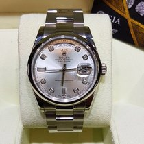 Rolex Day-Date diamond dial