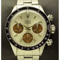 Rolex | Daytona Ref. 6263, Stainless Steel, Very Rare Brown...