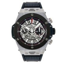 Hublot Big Bang 45mm Unico Titanium Ceramic Watch