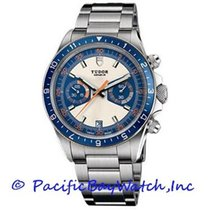 Tudor Heritage Chronograph 70330B-95740