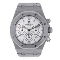 Audemars Piguet AP Royal Oak 39mm Steel Chronograph Watch...