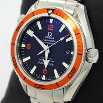 Omega Seamaster Planet Ocean 42mm Xl Co-axial Orange 2209.50.0...
