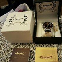 Ingersoll Stanford In1501bkor Mens 316l Watch German Design...