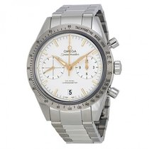 Omega Men's 33110425102002 Speedmaster Chronograph Watch
