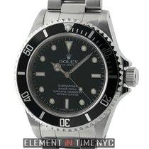 Rolex Submariner No-Date COSC Chronometer 4-Liner M Serial...