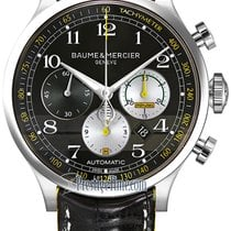 Baume & Mercier Capeland Chronograph 44mm 10282 SHELBY...