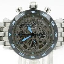 "Chronoswiss ""Timemaster Skeleton Chronograph"" Steel..."