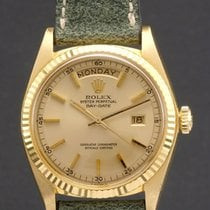 Rolex Day Date ref 1803 18k yellow gold