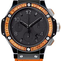 Hublot Big Bang 41mm Black Tutti Frutti · Orange 341.CO.1110.L...